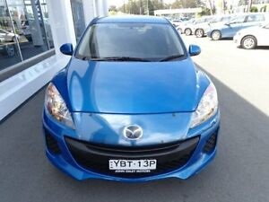 2013 Mazda 3 BL MY13 Neo Blue 6 Speed Manual Hatchback Port Macquarie Port Macquarie City Preview