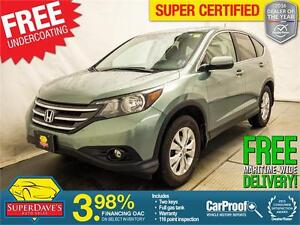 2013 Honda CR-V EX AWD *Warranty*