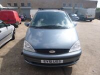 FORD GALAXY - EY51USS - DIRECT FROM INS CO