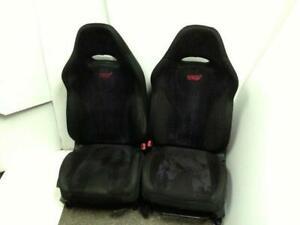 JDM SUBARU WRX IMPREZA STI SPEC-C BLACK SEATS VERSION 7-8-9