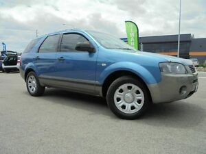 2006 Ford Territory SY TX AWD Blue 6 Speed Sports Automatic Wagon Welshpool Canning Area Preview