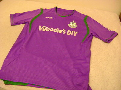Shamrock Rovers shirt jersey Umbro L/XL 2009 vintage for collectors image