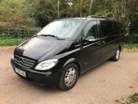 Mercedes-Benz Viano 2.1CDI ( 150bhp ) ( Extra Long ) auto Ambiente