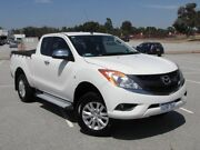 2015 Mazda BT-50 UR0YF1 XTR Freestyle White 6 Speed Sports Automatic Utility Maddington Gosnells Area Preview