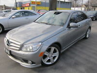 2010 Mercedes-Benz C-Class C300 4MATIC Sedan AWD !!! Mississauga / Peel Region Toronto (GTA) Preview
