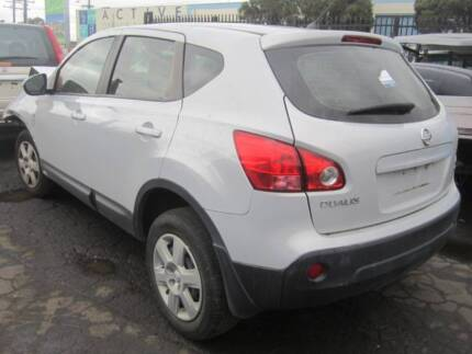 NISSAN DUALIS J10 ST 2008 WAGON WHOLE OR PARTS Brooklyn Brimbank Area Preview