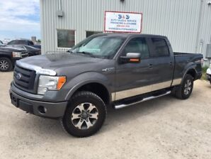 2010 Ford F150 FX4-4WD-LOW KMS-NAV-LEATHER-SUNROOF-LOADED