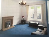 Immaculate one bedroom top floor flat for rent in Lesmahagow, South Lanarkshire, £300 PCM