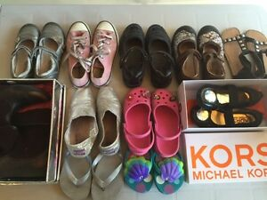 GIRLS SHOES! (Selling in lots size 13, size 1, size 2, size 3)