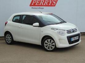 2015 CITROEN C1 HATCHBACK 1.0 VTi Feel 3dr