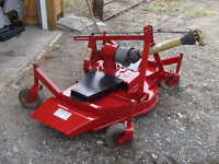 "3 point hitch 48"" finishing mower"