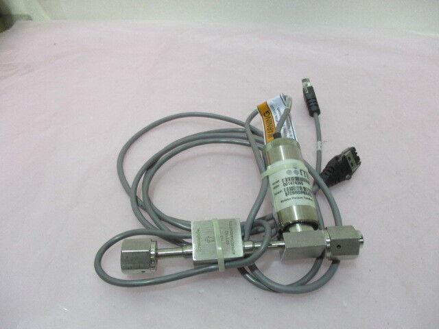 MKS 872BRDPBE4GL1, Swagelok E03532, Baratron Pressure Transducer. 418256