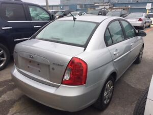 2009 Hyundai Accent ,1 Owner,No Accident,Winter tires,Certified