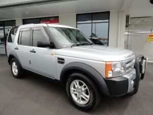2007 Land Rover Discovery 3 S Silver 6 Speed Sports Automatic Wagon West Ballina Ballina Area Preview