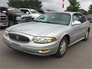 2002 Buick LeSabre Custom, Runs & Drives Great, Yes Only 158km!!