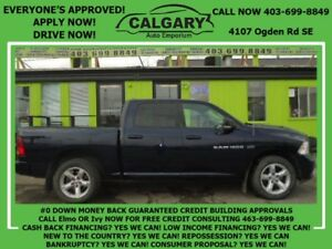 2012 Dodge Ram 1500 Sport *$99 DOWN EVERYONE APPROVED*