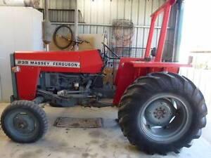Tractor Massey Ferguson 235 Balgowan Yorke Peninsula Preview