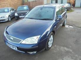 Ford Mondeo 2.0 TDCI GHIA 130PS
