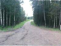 Mobile on 9.88 acres in Wildwood, AB