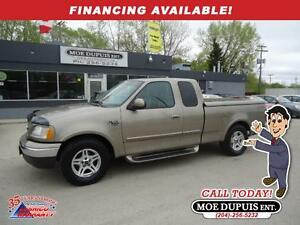 2002 Ford F-150 XLT,ONLY 112000KMS!! EXTRA CLEAN!!
