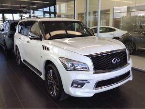 2016 Infiniti QX80 LIMITED EDITION/TOP OF THE LINE/RARE