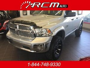 2014 DODGE RAM 1500 4X4 ,6INCH LIFT ,ONLY $264 BI WEEKLY!!!!!!!