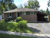 Great East End Location. 3 Bedroom Main Floor of House