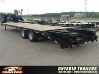 BIG TEX 22GN HD 35 FT TANDEM DUALLY 23500 LB GVWR