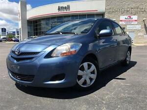 2008 Toyota Yaris SEDAN, AUTOMATIC, POWER WINDOWS