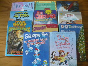Lot of Children's Novels