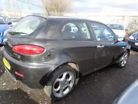 2006 Alfa Romeo 147 JTD M-JET TURISMO 3 Door Hatch MOT'd June £795