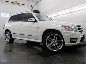 "2012 Mercedes GLK 350 CUIR TOIT PANOR. MAGS 20"" 4MATIC 79,000KM"