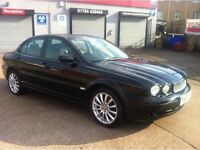 L@@K 57 PLATE JAG X TYPE SPORT FULLY LOADED ANY PART X WELCOME