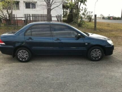 2004 Mitsubishi Lancer CH ES Blue 5 Speed Manual Sedan Wauchope Port Macquarie City Preview