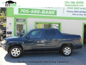 2012 Honda Ridgeline VP 4X4 | BAD CREDIT APPROVED