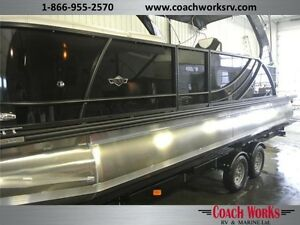2016 South Bay Pontoon 523RS ARCH 200hp $332/BW $0 Down Edmonton Edmonton Area image 4