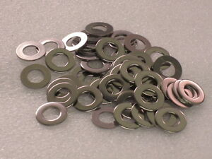 50pcs-5-16-x0-62-x0-037-Stainless-Steel-Flat-Washers-T3-UNF-UNC-BSF-Norton-BSA