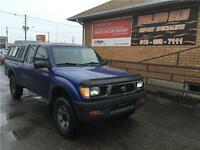 1997 Toyota Tacoma*****MANUAL**** 4X4***TOPPER****AS IS SPECIAL