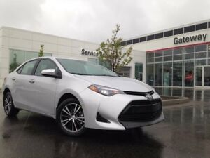 2018 Toyota Corolla LE Upgrade Pkg. 4dr Sedan