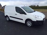 Peugeot Partner 1.6 HDI 2 Seater