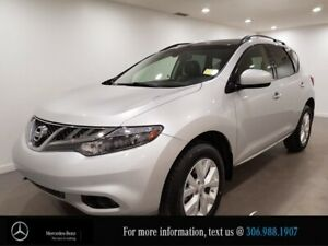 2014 Nissan Murano SL, Leather Heated Seats Bluetooth CAM