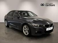 2014 BMW 3 SERIES DIESEL SALOON