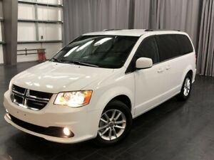 2018 Dodge Grand Caravan SXT PLUS Stow n Go Accident Free