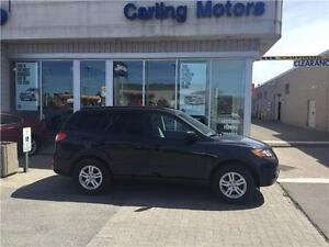 2010 Santa Fe GL 2.4L 6sp MANUAL