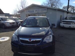2009 Saturn VUE Hybrid Fully Certified! Carpoof verified!