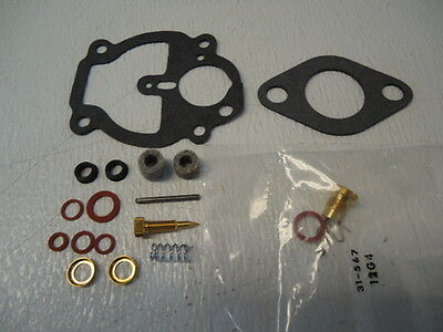 Basic Carburetor Carb Repair Kit Zenith Ford 9n 8n 2n Allis Chalmers B Ca Wc Wd