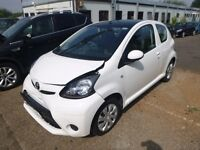 TOYOTA AYGO - NA14UDG - DIRECT FROM INS CO