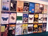 24 TAPES FOR £10, A DOZEN+ COMPOSERS ON CLASSICAL COMPILATIONS JOB LOT OR PICK & MIX CASSETTE TAPES.