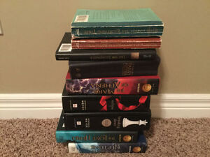 Cheap non fiction nine books for just 20$ Mint condn