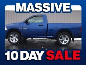 2014 Ram 1500 ST ( MASSIVE 10 DAY SALE! )